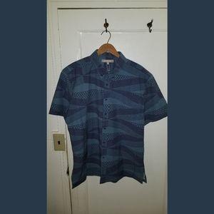 Manaola button down shirt